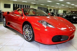 2006 F430 F1 Spider Car by Ferrari in Miami Vice