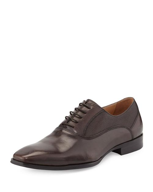 Guess Who Perforated-Side Oxford by Kenneth Cole in Ride Along