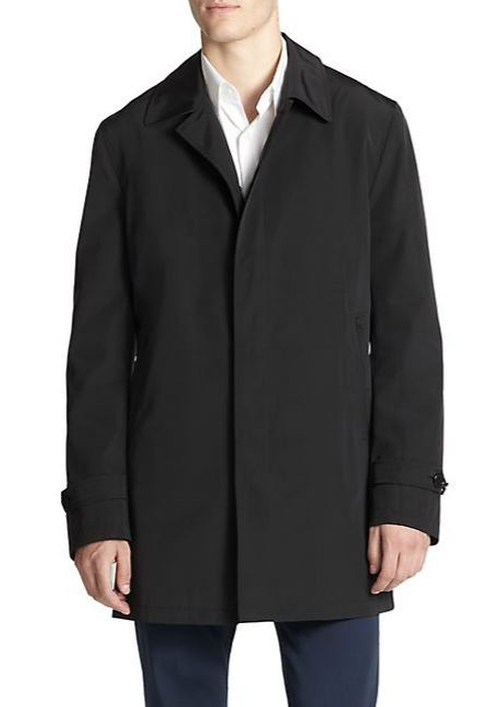 Rain Coat by Saks Fifth Avenue Collection in The A-Team