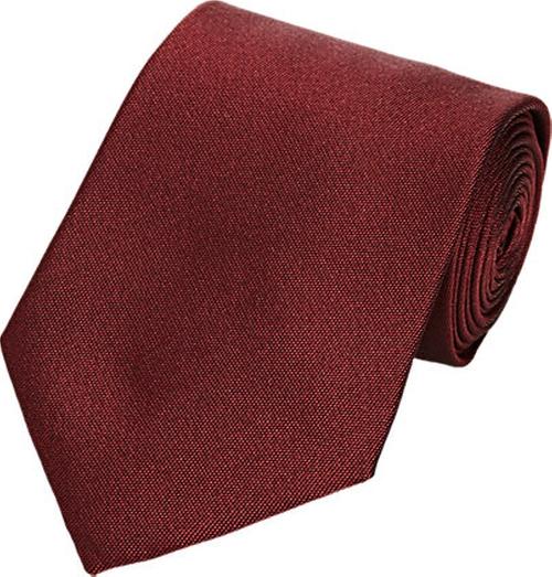 Solid Necktie by Armani Collezioni in Legend