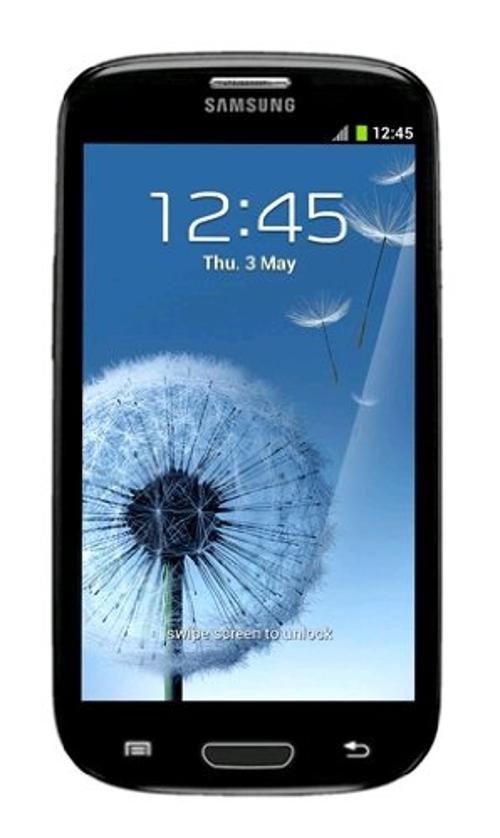 Galaxy S3 by Samsung in Ride Along