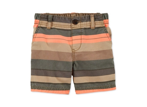 Little Boys' Stripe Shorts by Carter's in Vacation