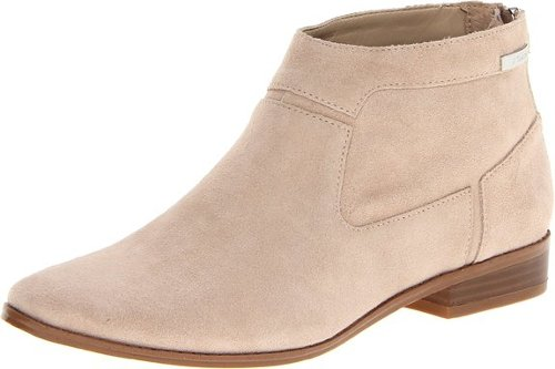 Women's Irena Suede Ankle Boot by Calvin Klein in Furious 7