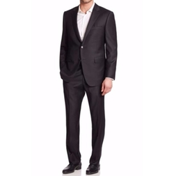 Samuelsohn Solid Wool Suit by Saks Fifth Avenue Collection in xXx: Return of Xander Cage