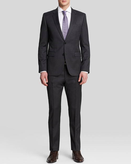 Super Extra Slim Fit Suit by Hugo in Valentine's Day