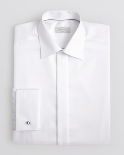 Diamond Formal Dress Shirt by Eton Of Sweden in The Living Daylights