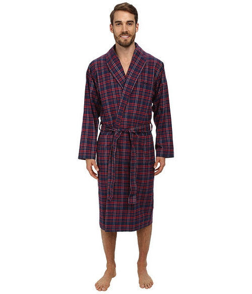 Innovation 4 Plaid Robe by Boss Hugo Boss in Fight Club