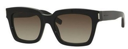 Bold 1/S Sunglasses by Yves Saint Laurent in The Other Woman