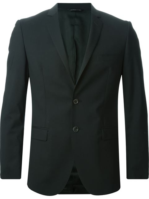 Classic Two-Piece Suit by Tonello in Spy
