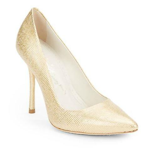 Dana Prism Pumps by Alice + Olivia in The Other Woman