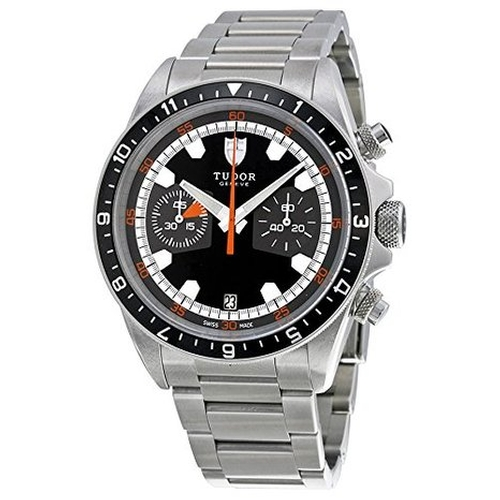 Heritage Chronograph Watch by Tudor in Mission: Impossible - Ghost Protocol