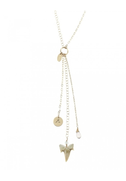 Wander Ocean Love Necklace by Nashelle in The Bachelorette