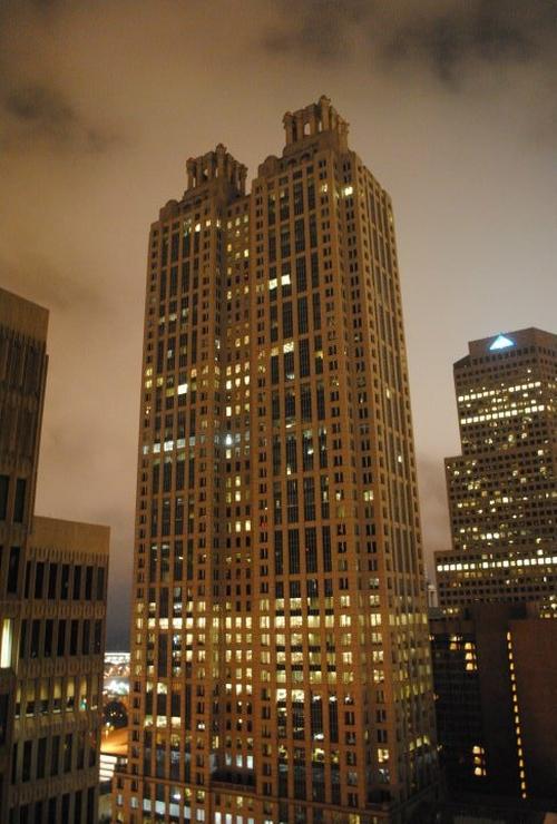 191 Peachtree Tower Atlanta, Georgia in Ride Along 2