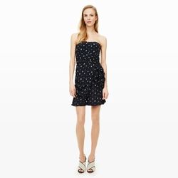 Harper Floral Dress by Club Monaco in Bridesmaids