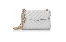 Quilted Mini Affair Cross-Body Bag by Rebecca Minkoff in New Girl
