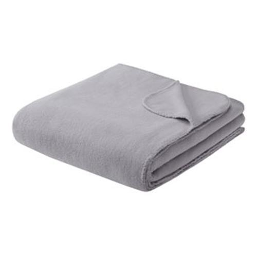 Solid Microfleece Blanket by Intelligent Design in About Last Night