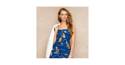 Nautical Print Camisole by Ralph Lauren Blue Label in Me Before You