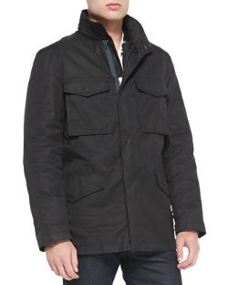 Division 3-in-1 Field Jacket by Rag & Bone in The Expendables 3