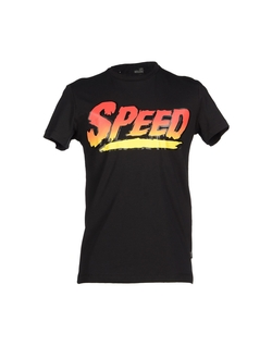 Speed T-Shirt by Love Moschino in Black-ish