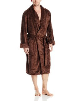 Relax Plush Robe by Tommy Bahama in Birdman