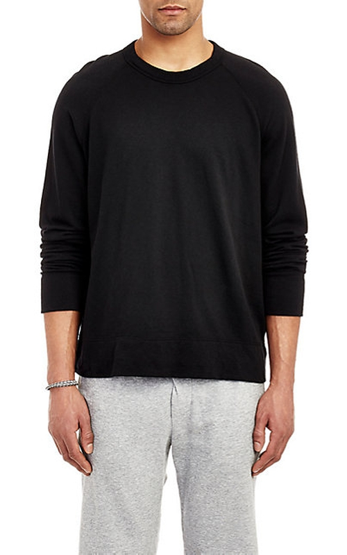 Raglan Sleeve Long Sleeve Pullover by James Perse in Point Break