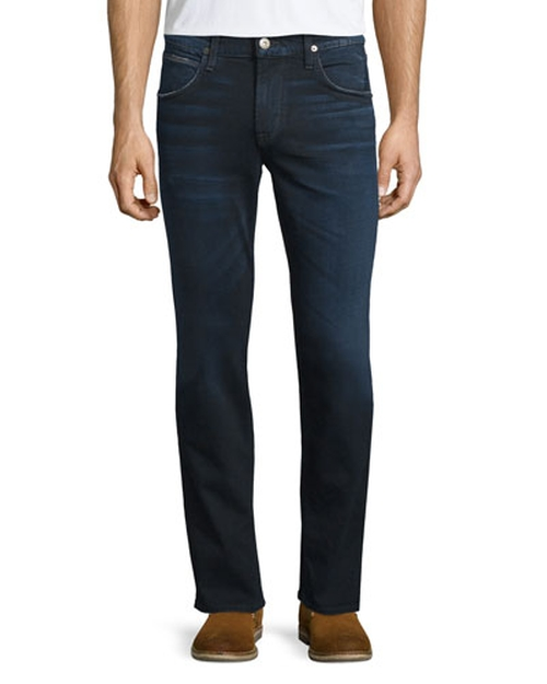 Jeans Blake Polaris Denim Jeans by Hudson in Crazy, Stupid, Love.
