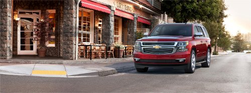 Tahoe SUV by Chevrolet in Need for Speed