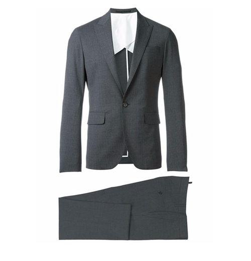 Two Piece Suit by Dsquared2 in Empire - Season 2 Episode 15