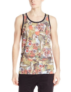 Otis Tank Top by Volcom in Fight Club