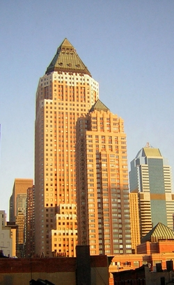 New York City, New York by One Worldwide Plaza in Survivor