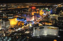 Nevada by Las Vegas in The Expendables 3