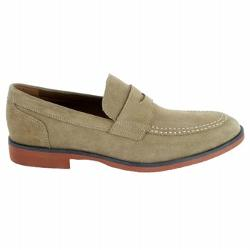 Men's Dayne Suede Loafer by Stacy Adams in A Good Day to Die Hard
