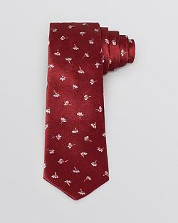 Dandelion Skinny Tie by Paul Smith in Mortdecai