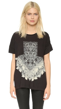 One More Time Tee by Sass & Bide in Scandal