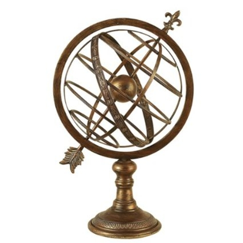 Armillary Nautical Celestial Sphere Globe by ECWorld in Entourage
