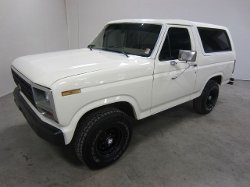 1982 Bronco by Ford in Chronicle