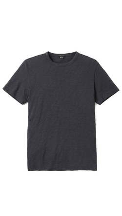 Nebulous Slub T-Shirt by Theory in Begin Again