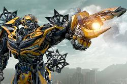 Bumblebee by Aaron Archer (Concept Artist) in Transformers: Age of Extinction