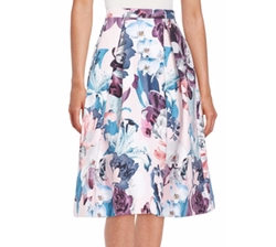 Floral-Print Skirt by Nicholas in The Boss