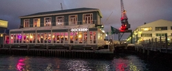 Wilmington, North Carolina by Dockside Restaurant & Bar in The Choice