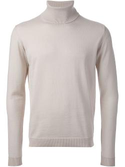 Turtle Neck Sweater by Roberto Collina in New Year's Eve