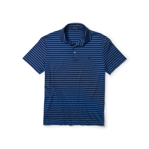 Striped Pima Soft-Touch Polo by Ralph Lauren in The Flash - Season 2 Episode 1