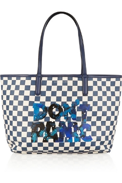 Metropolitote Printed Pvc Tote by Marc By Marc Jacobs in Furious 7