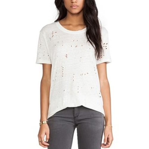 Clay Tee Shirt by IRO in Keeping Up With The Kardashians - Season 11 Episode 11