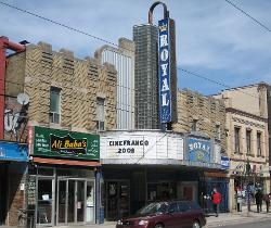 Toronto, Ontario by The Royal Cinema in What If