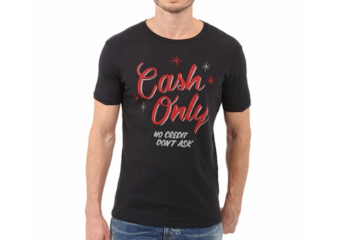 Cash Only Graphic Tee by Lucky Brand in Power Rangers