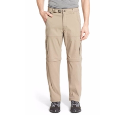 Convertible Cargo Hiking Pants by Prana in The Disaster Artist
