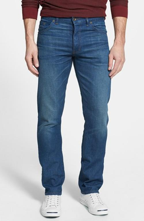 'Jones' Slim Fit Jeans by RALEIGH DENIM in About Last Night
