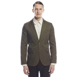 Barracks Blazer by Cadet in Flaked