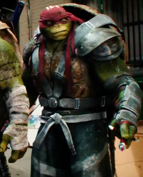Raphael by Wes Louie (Concept Illustrator) in Teenage Mutant Ninja Turtles: Out of the Shadows